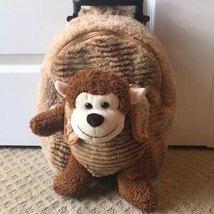 Other - Backpack/ Roller Case for Toddler